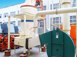Lum Ultrafine Vertical Roller Mill For Sale Sand Making